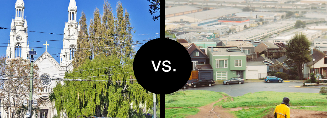 North Beach Vs. Bernal Heights: Which Neighborhood Reigns Supreme?
