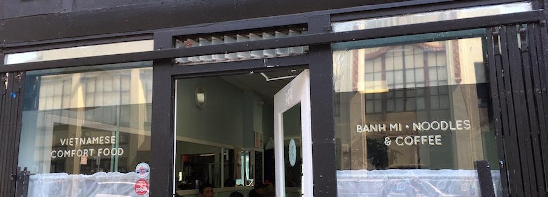 Tenderloin's 'Mong Thu Café' Reopens After Months Of Renovations