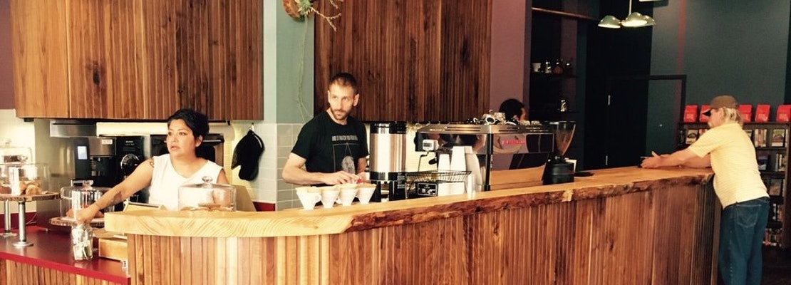 'Wooden Café' Hopes To Carve A Niche In Cole Valley's Coffee Scene
