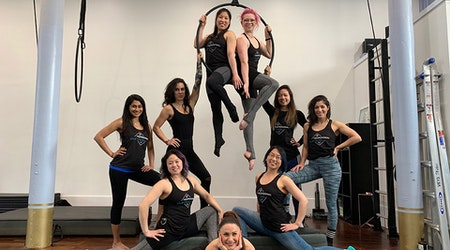 Pole dance and fitness studio 'VRV3' expands to Lower Haight