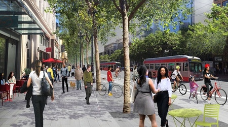 Community invited to weigh in on massive Market Street overhaul