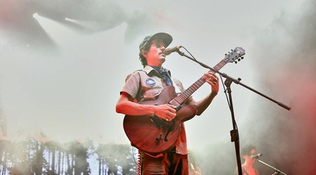 Music is hot in Oklahoma City this week