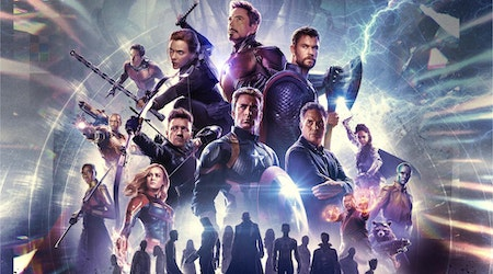 'Avengers: Endgame' is the adventure film to see today