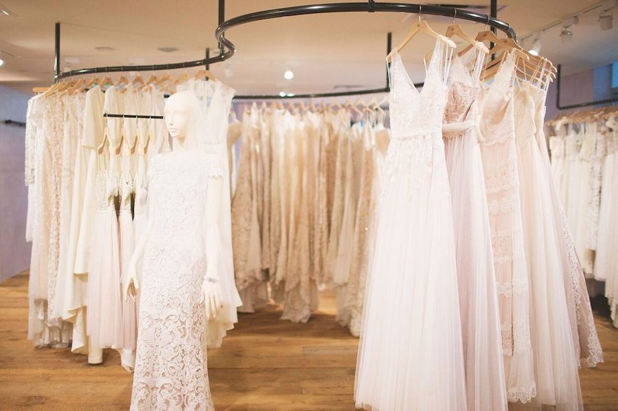 The 4 Best Bridal Shops In Portland