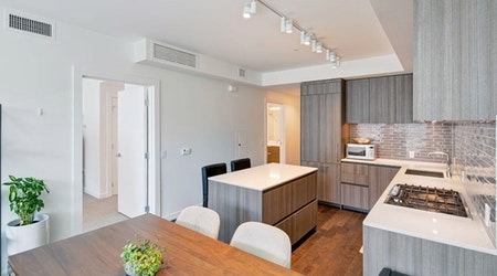The lowest-priced apartment rentals in Mission Bay right now