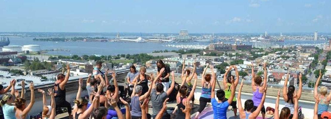 Celebrate Yoga Day with Baltimore's top yoga studios