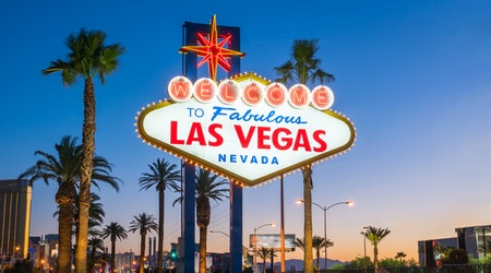 Escape from Houston to Las Vegas on a budget