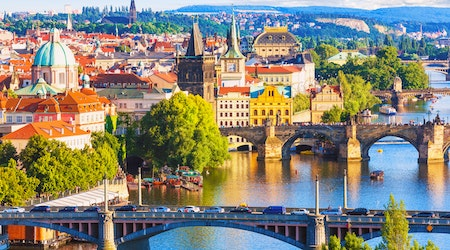 Escape from Phoenix to Prague on a budget