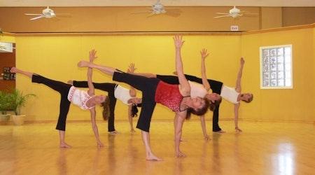 Celebrate Yoga Day at San Antonio's top yoga studios