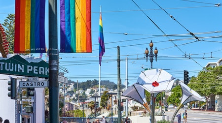 Rainbow bridge: San Francisco hosts the Pride Parade, with cheap flights from Baltimore