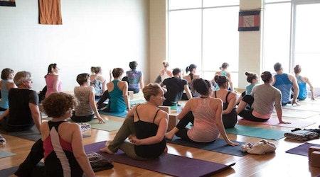 Celebrate Yoga Day with Virginia Beach's top yoga studios