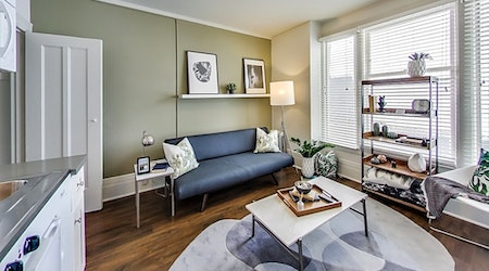What will $2,300 rent you in Lower Nob Hill, today?
