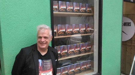 In new memoir, Castro filmmaker Marc Huestis looks back on celebrity and community