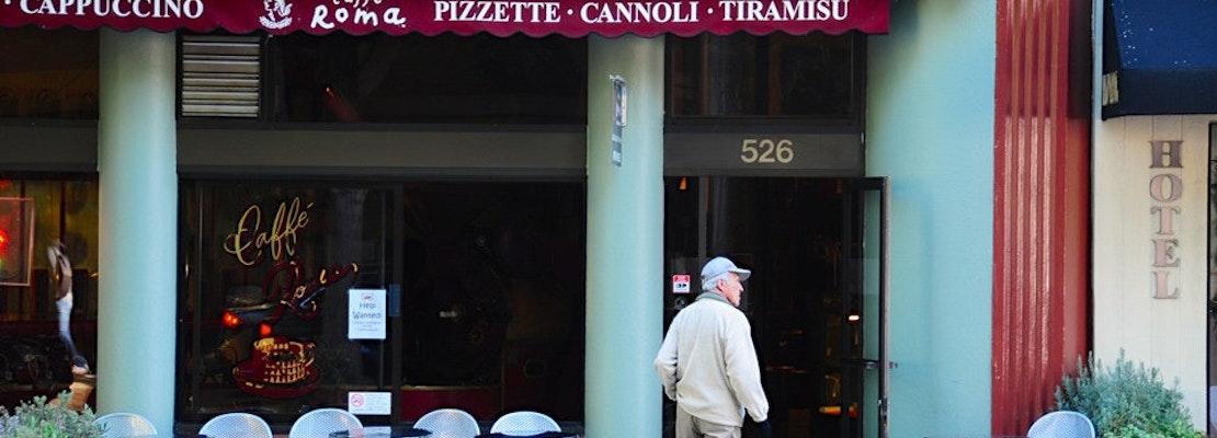 Arrivederci: North Beach's 'Caffe Roma' To Shutter Saturday