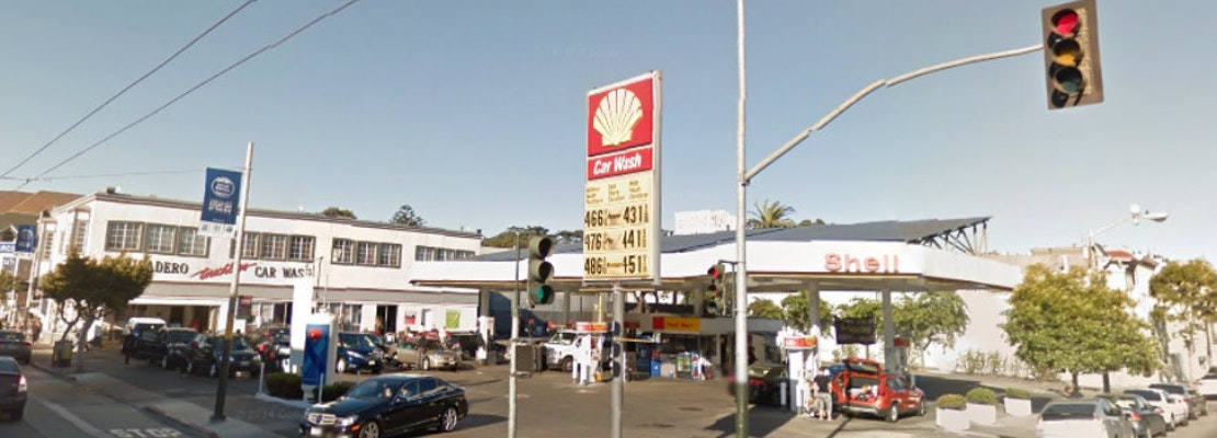 Meeting Tonight For Divisadero Gas Station Redevelopment