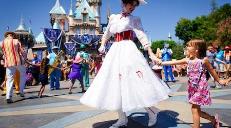 Happy place: Celebrate Disneyland's birthday in Anaheim, a flight away from Seattle
