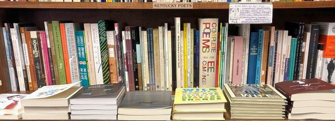 Louisville's top 4 bookstores to visit now