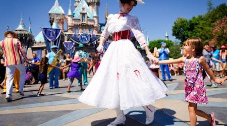 Happy place: Celebrate Disneyland's birthday in Anaheim, a flight away from Columbus