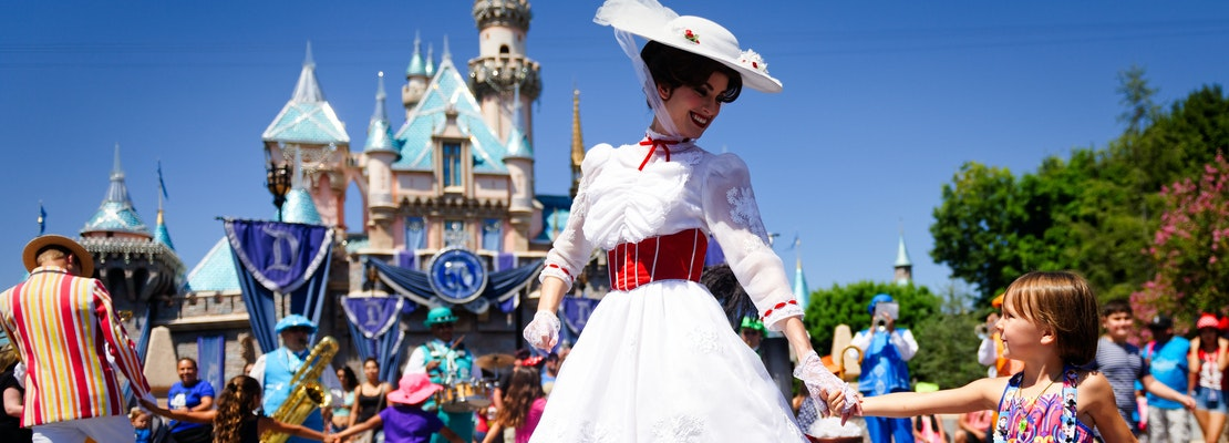 Happy place: Escape from Baltimore to Anaheim for Disneyland's birthday