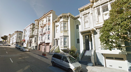 12 residents displaced in 1-alarm fire near Alamo Square