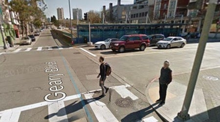30-year-old shot and killed at Geary & Fillmore