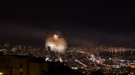 SF weekend: 4th of July fireworks, Fillmore Jazz Festival, SF Boba Fest, more