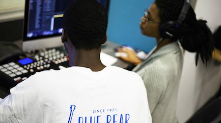 'Blue Bear School Of Music' Opens In FiDi