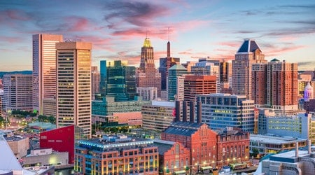 Festival travel: Baltimore hosts Artscape, with cheap flights from Columbus