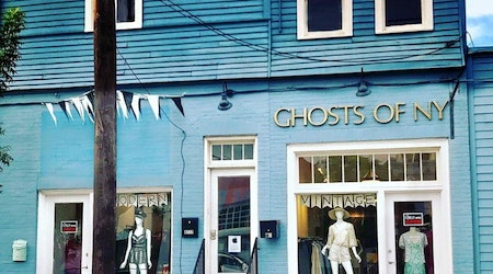 'Ghosts Of New York' Makes Freret Debut, With Vintage Clothing And More