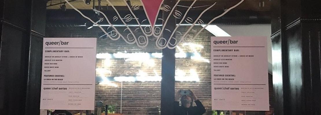 New Broadway Gay Bar 'Queer Bar' Opens Its Doors