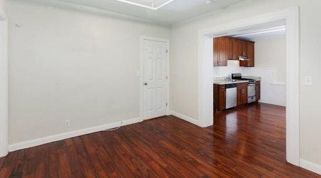 The cheapest apartment rentals in Nob Hill, San Francisco