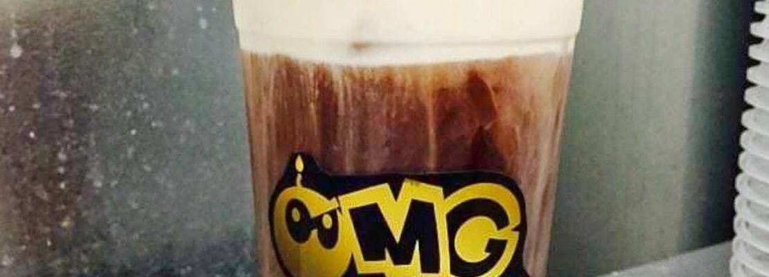 Get Bubble Tea And More At Portola's New 'OMG Tea'