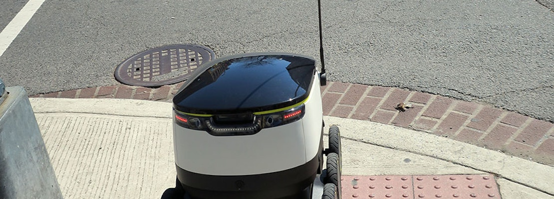 Yee Pulls Delivery Robot Ban, Proposes Permit Process