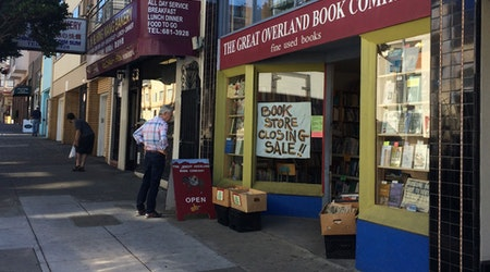 Facing Store's Closure, Sunset Bookseller Reflects On Profession