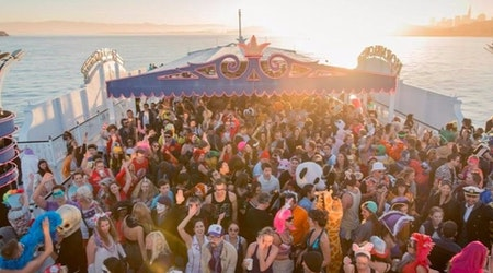 ABC7 Weekend: Daybreaker Cruise, LoveBoat Halloween & SuperNatural Party At Academy Of Sciences