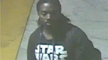 BART Police Seek Public's Help Identifying Vandalism Suspect