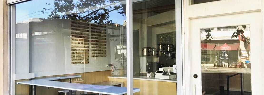 'Tea Hut' Brings Bubble Tea & More To Lower Pacific Heights