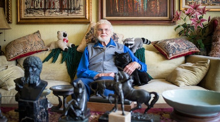 At 92, San Francisco's Last Abstract Expressionist Keeps Painting