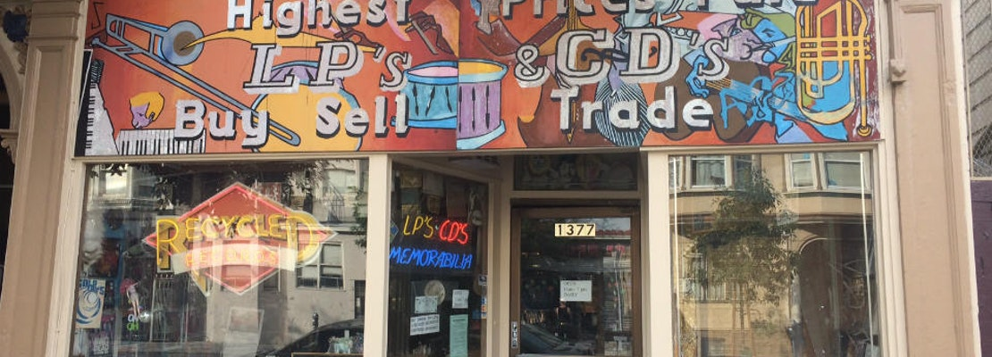 'Borderland Books' Raises $1.9M To Buy 'Recycled Records' Building