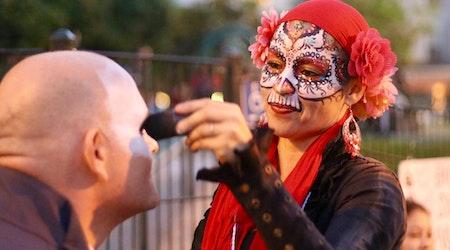 Scenes From San Francisco's 35th Annual Día De Los Muertos