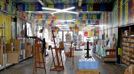 4 top spots for art supplies in Baltimore