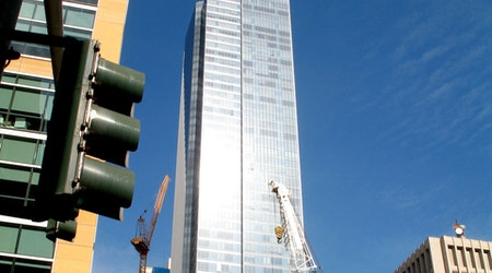 '60 Minutes' Examines The Leaning Millennium Tower
