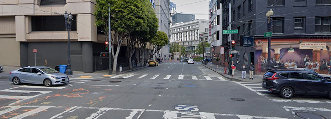 Pedestrian hit, dragged for 2 blocks, killed by big rig driver in Tenderloin hit-and-run