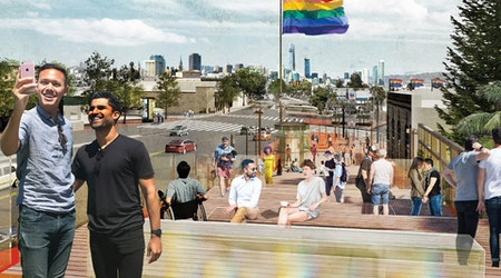 Critics React To Harvey Milk Plaza Redesign