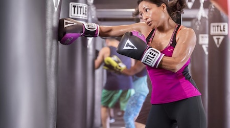 Here's where to find the top boxing gyms in Houston