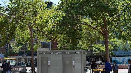 Arts Commission OKs New Design For Public Toilets, Ad Kiosks