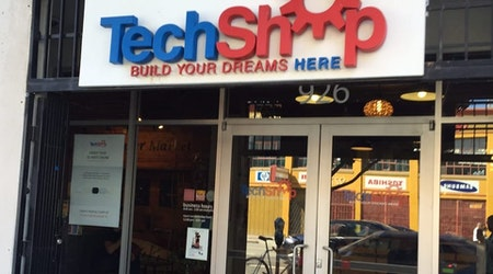 'TechShop' Declares Bankruptcy, Shutters SoMa Location