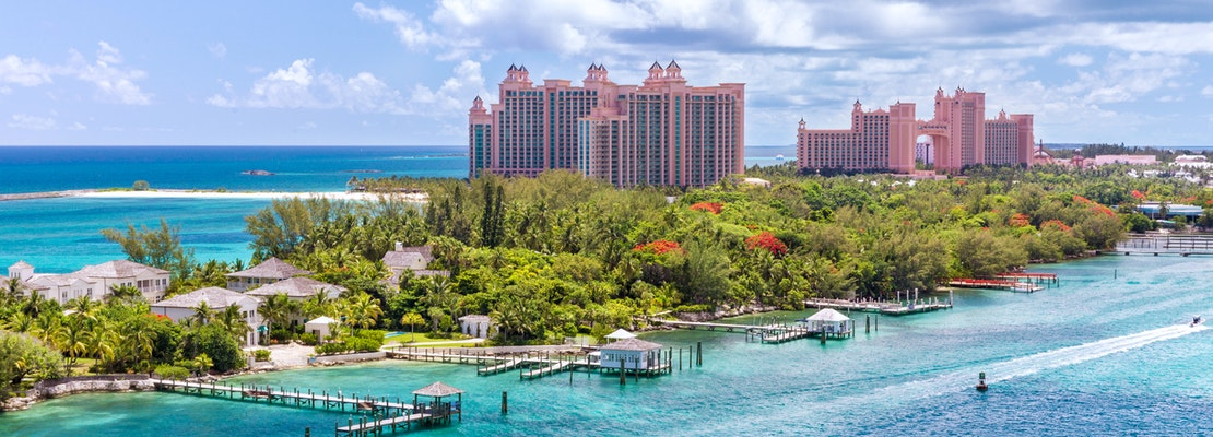 Escape from Chicago to Nassau on a budget