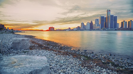 Travel from Milwaukee to the Detroit Jazz Festival