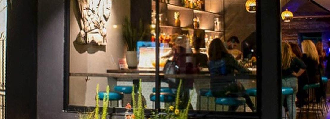 New Parkside Cocktail Bar 'White Cap' Debuts